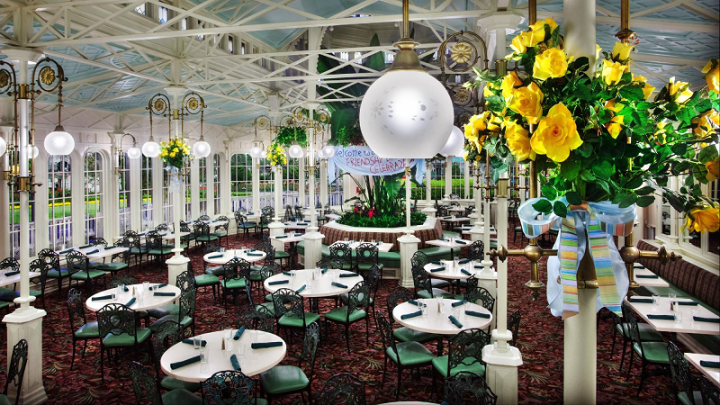 restaurante-crystal-palace-disney
