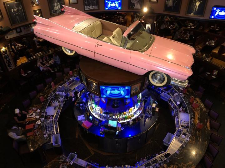 Hard Rock Orlando salão superior